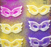 Masquerade Sugar Cookie Recipe