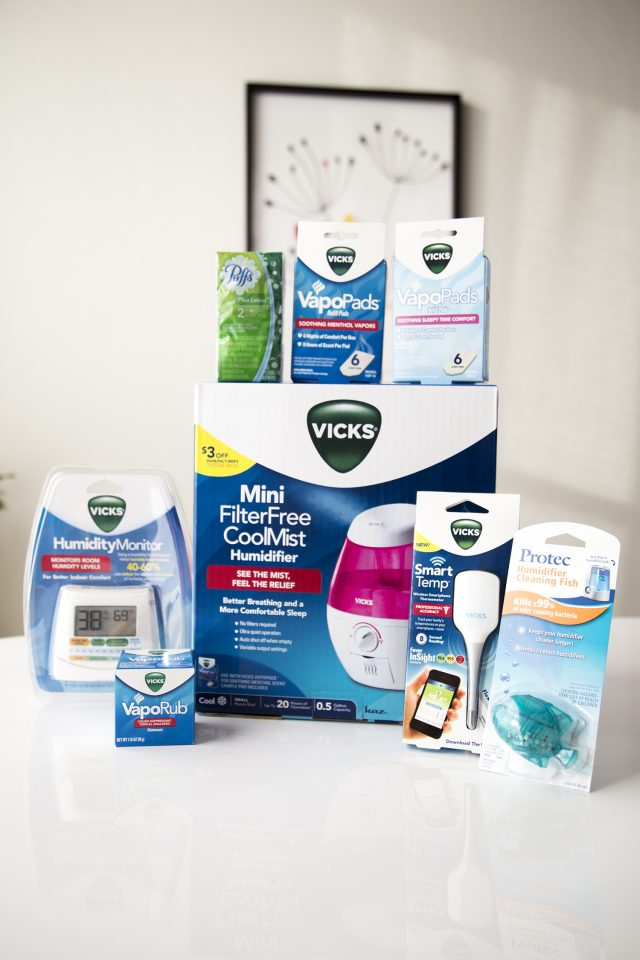 Vicks Products from Walmart