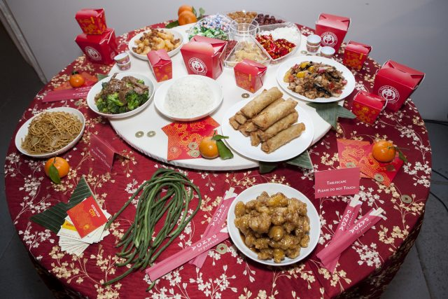 How to Celebrate Chinese New Year at Home!