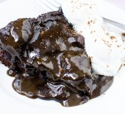 Slow Cooker Crockpot Chocolate Lava Cake Recipe