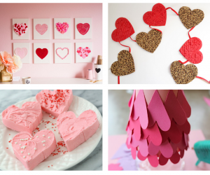 10 Last Minute DIY Valentine's Day Crafts