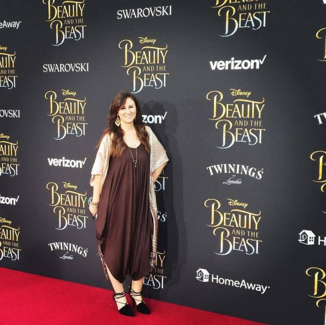 On the Red Carpet of Disney's 'Beauty and the Beast' with Twinings Tea