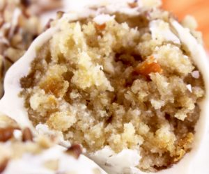 Carrot Cake Truffle Recipe