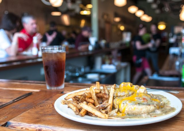Located in Bartlesville, Frank and Lola's is a hot spot with locals. Everyone knows when you go to a new place you eat where the locals do!