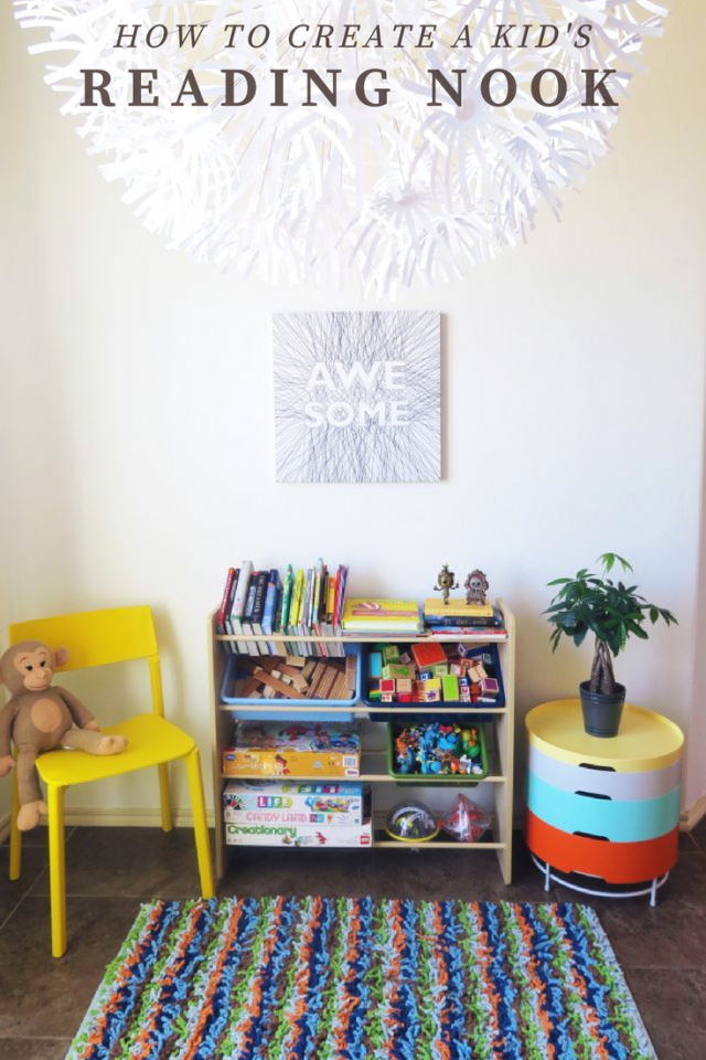 How to Create Your Kid's Dream Library