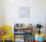 Kid Reading Nook Decor Style