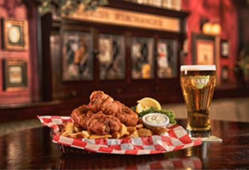 Located in Tulsa, Kilkenny's is the place to stop at if you want a full Irish breakfast.