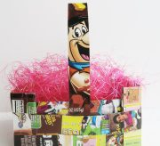 DIY Cereal Box Easter Basket
