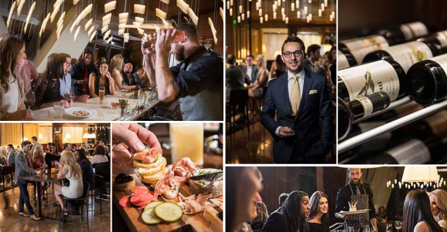 Located in Oklahoma City, Vast is a very upscale, modern restaurant. This is where you go when you are having a special occasion dinner. Reservations are highly recommended if you want to eat here.