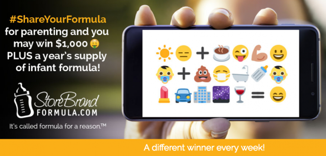 Share Your Parenting Formula and You Could Win $1,000