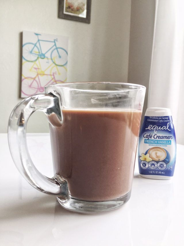 How to Take Coffee Creamer On the Go