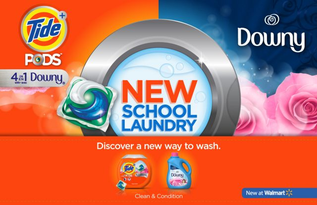 New School Spring Cleaning Laundry Tips and Hacks