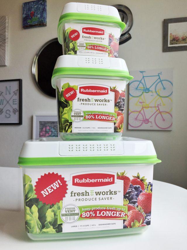 Rubbermaid Freshworks Produce Saver