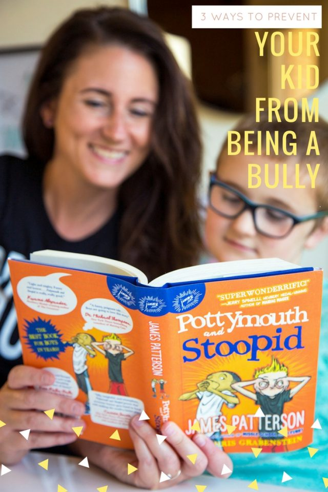 3 Ways to Prevent Your Kid from Being a Bully Teaching my youngest son to be accepting and inclusive is something that's taken time and practice and I'm excited to share some of the ways we approach anti-bullying in our family.