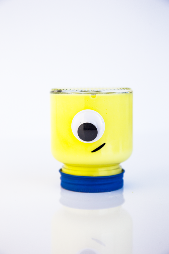 How to Make Despicable Me 3 MINIONS Borax-Free Slime