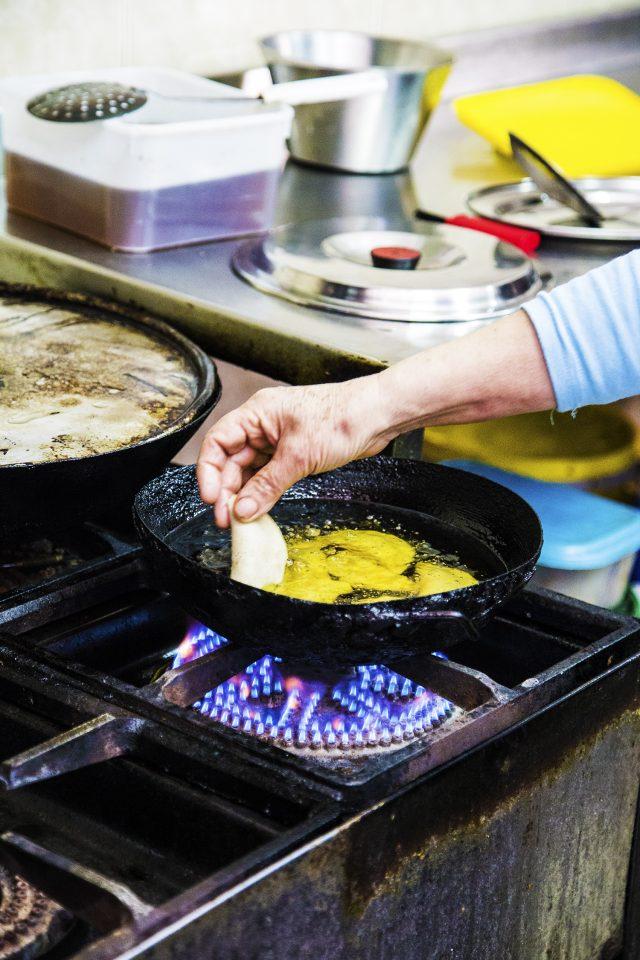 Making Druze kata'if
