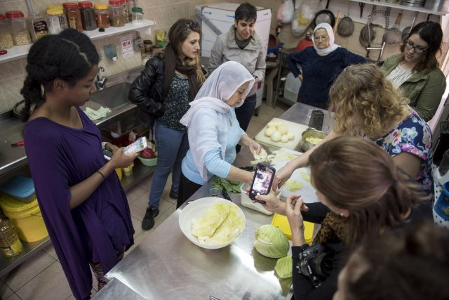 Cooking with the Druze people of Israel