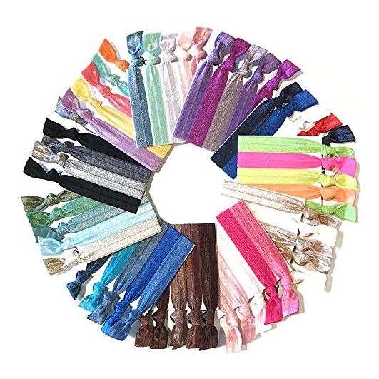 Rubber hair ties - As a mom, yoga is one of my favorite exercises. I didn't know what I needed to start doing yoga, so I asked other moms on Facebook their must-have yoga items.