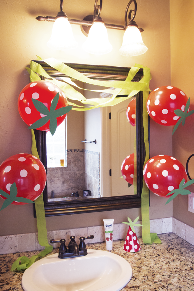 Turn Your Kid's Bathroom Silly with Tom's of Maine