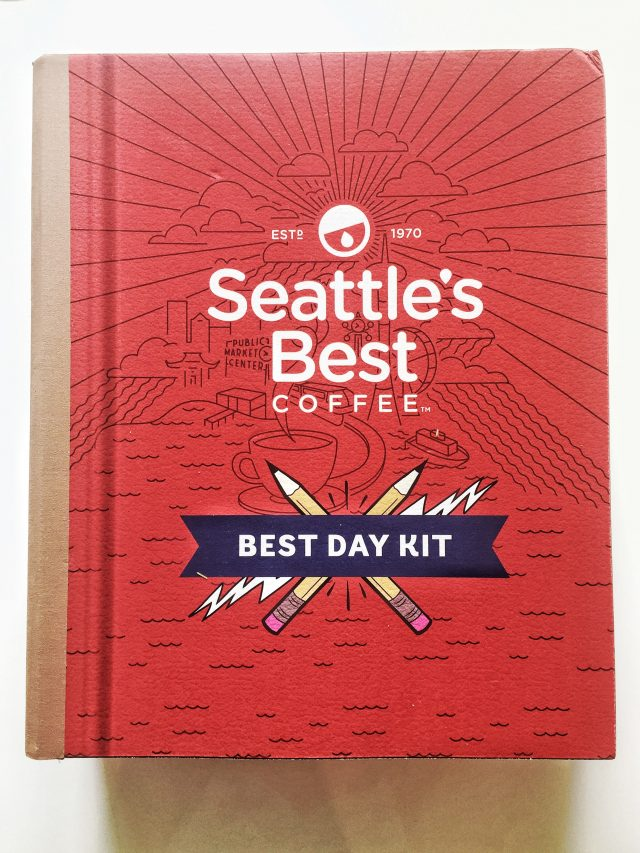 With the help of the smooth, delicious taste of Seattle's Best Coffee®, I was able to keep it together at school drop off (mostly), pack a lunch with a fun note for my son, and learn about my boys' days with the Back to School Q&A on the first day.