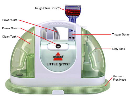 bissell little green machine bissell green review spark a trendy 10861