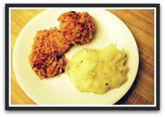 Easy Cornflake-Crusted Baked Chicken