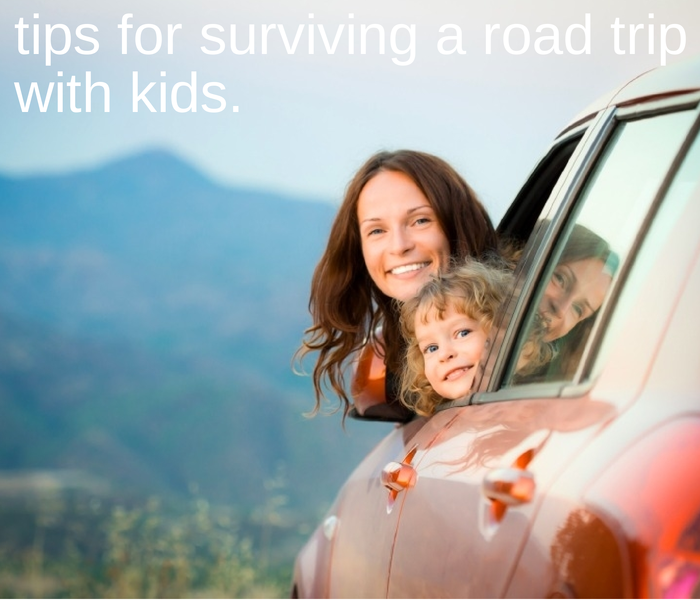 Tips for Surviving and Planning the Road Trip with Kids