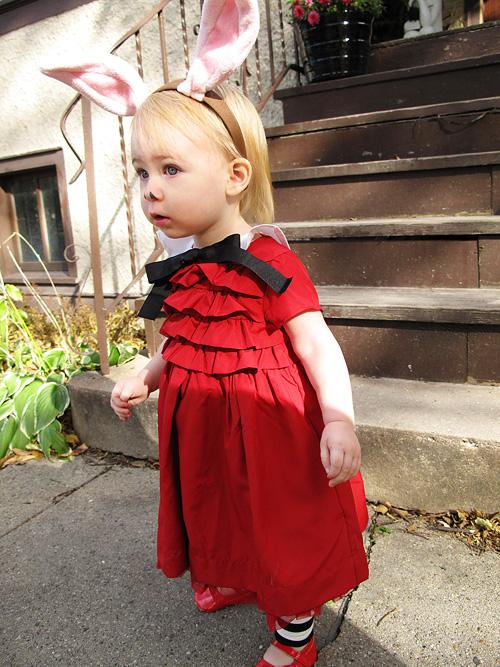 Olivia Cute Handmade Halloween Costumes For Kids