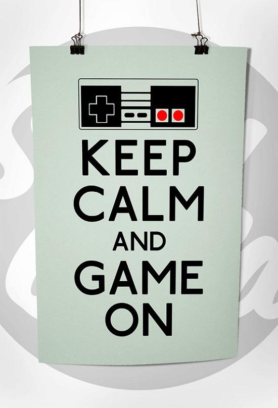 Keep Calm Nerd Geek Quotes