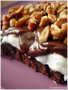 Easy Mississippi Mud Brownies Recipe