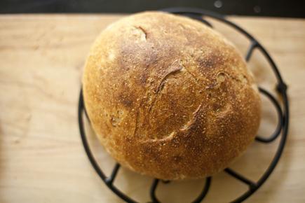 Make bread in a crockpot recipe