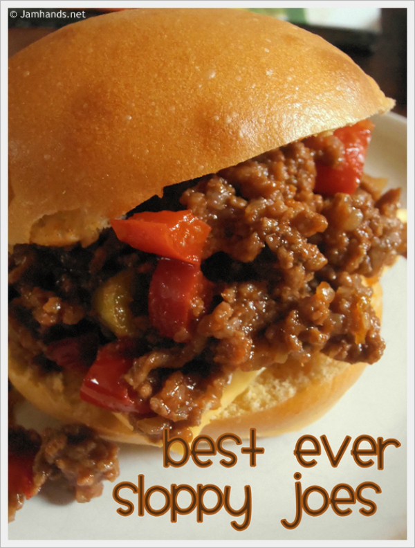 Easy Sloppy Joes Recipe momspark.net | Mom Spark - A Trendy Blog for ...