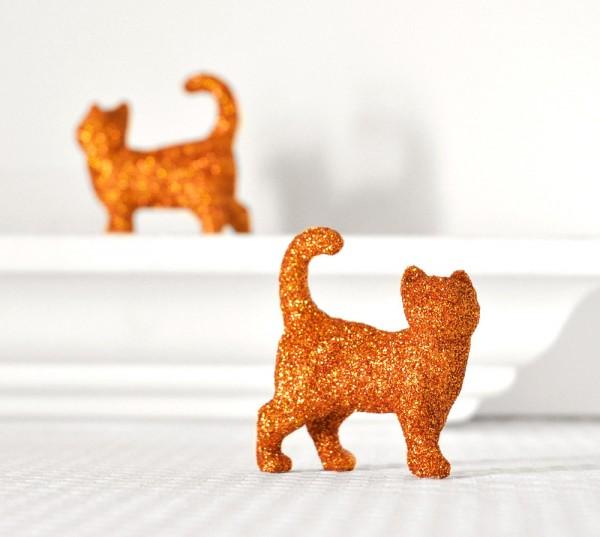 Cool Finds: Glitter Critters Handmade Cat