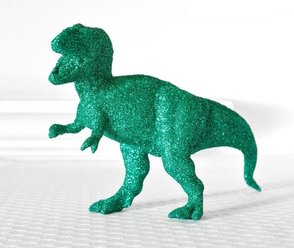 Cool Finds: Glitter Critters Handmade Dinosaur