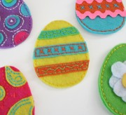 Easter Egg Pouch Craft