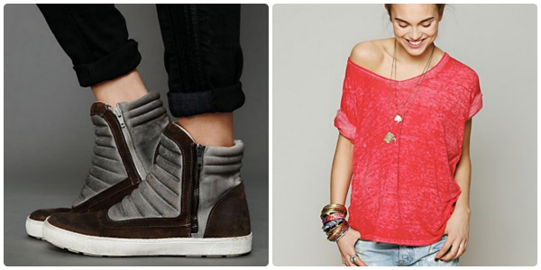 Free People Collage