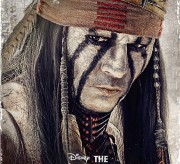 The Lone Ranger Posters