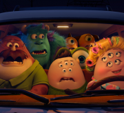 Monsters University Mother's Day