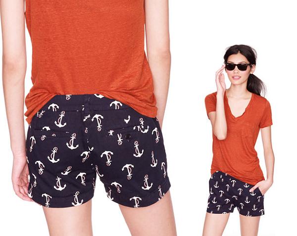 Summer Shorts Fashion