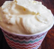 White Chocolate Buttermint Ice Cream Recipe