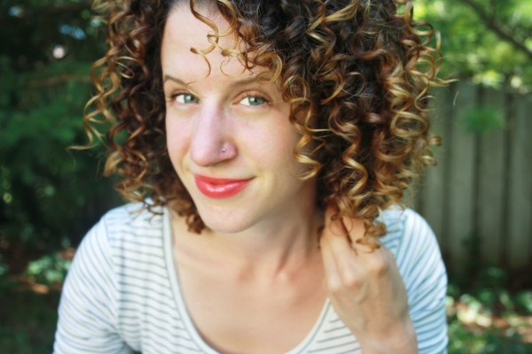 Interview With A Blogger: The Diary Of A Curly Girl
