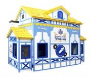 Toaster Strudel House