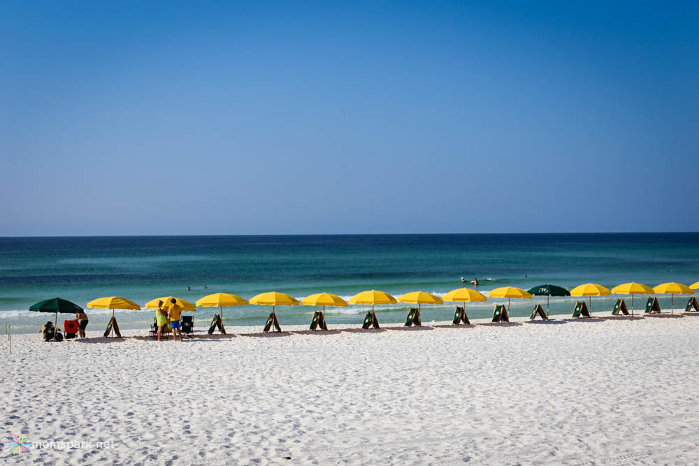 Beach - Umbrellas 3 copy large