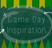 Cool Finds: Game Day Inspiration!