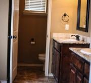 New Clean Bathroom