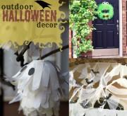 5 Outdoor Halloween Decor Ideas