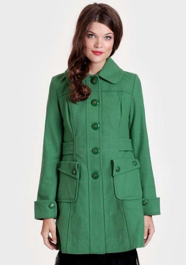Pretty Pea Coats