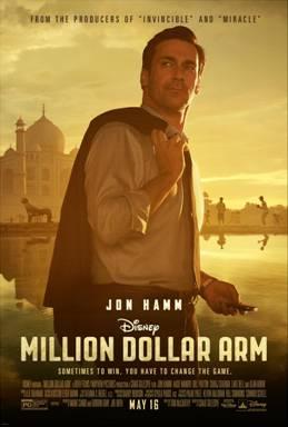 Million Dollar Arm Movie