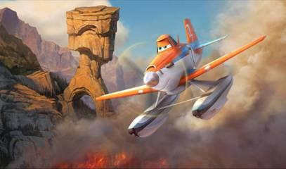 Planes: Fire & Rescue Movie