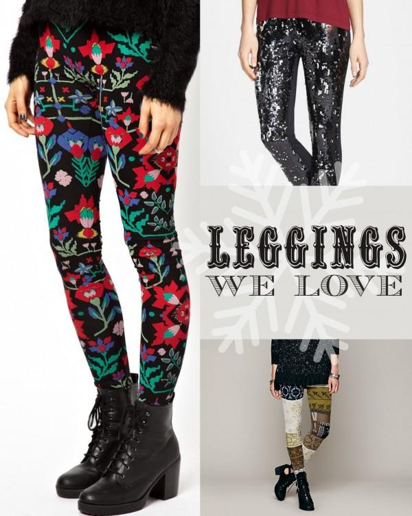 Unique Legging Fashion